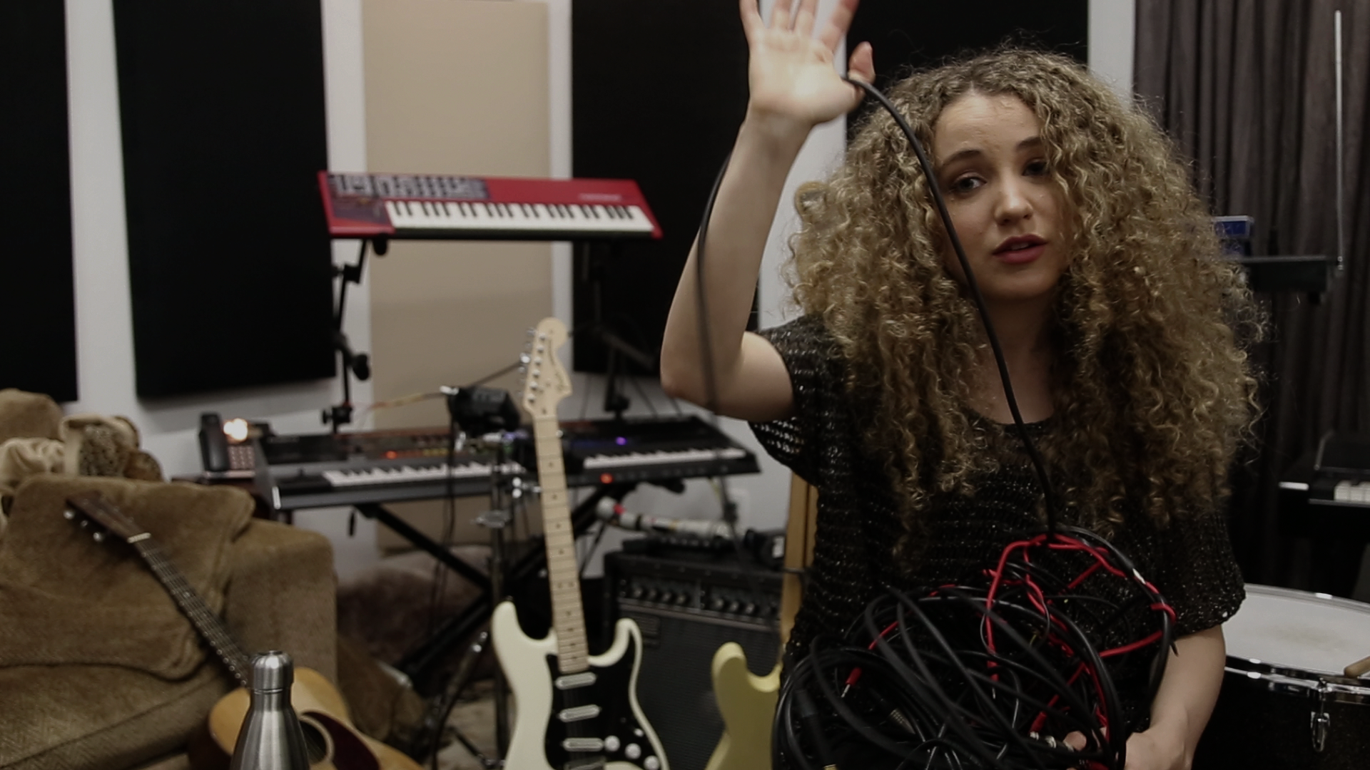 image Pledge for Tal's debut vocal album