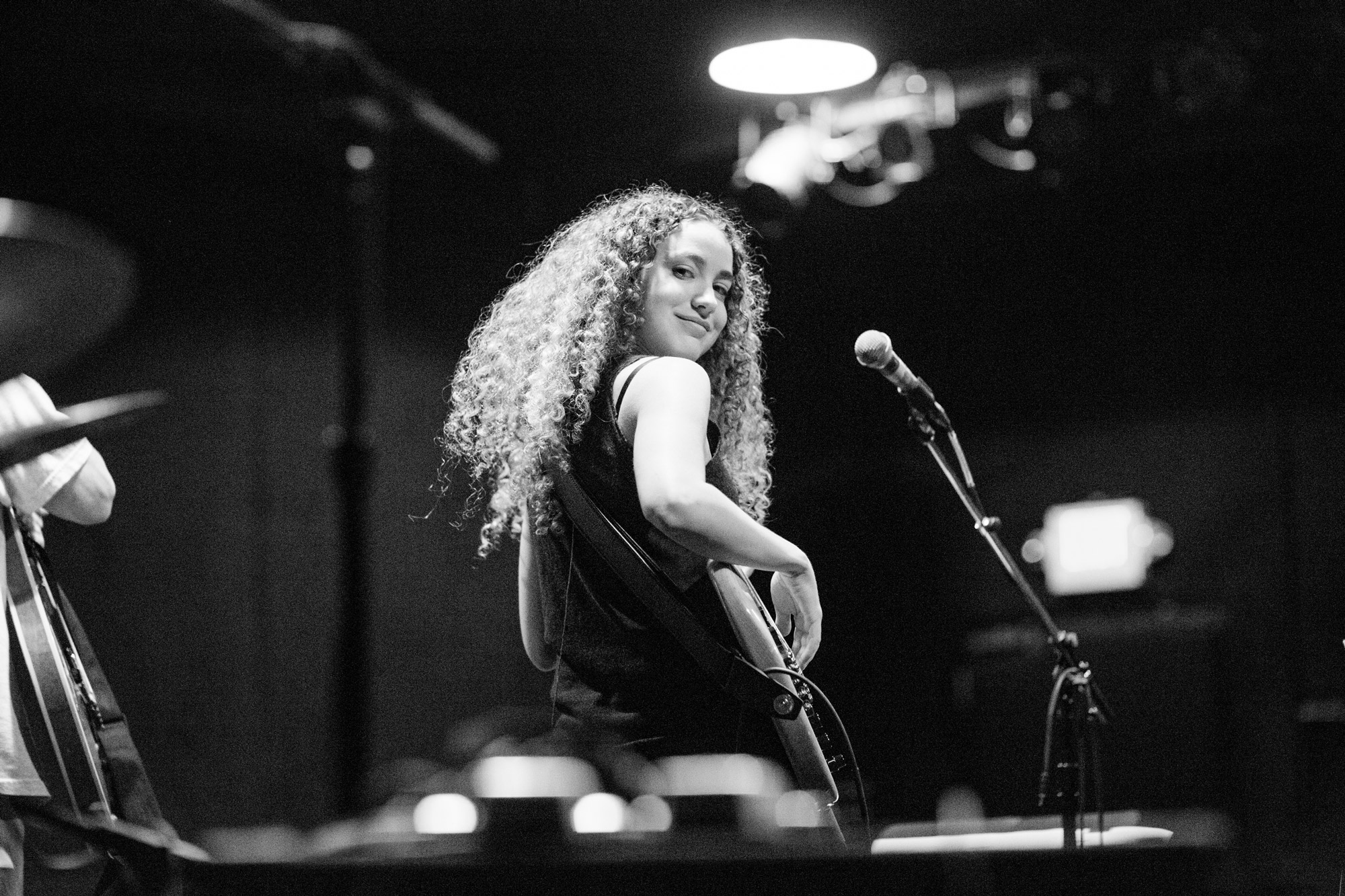 "image ""Bass Prodigy Tal Wilkenfeld Gears Up Opening For The Who (interview)"""