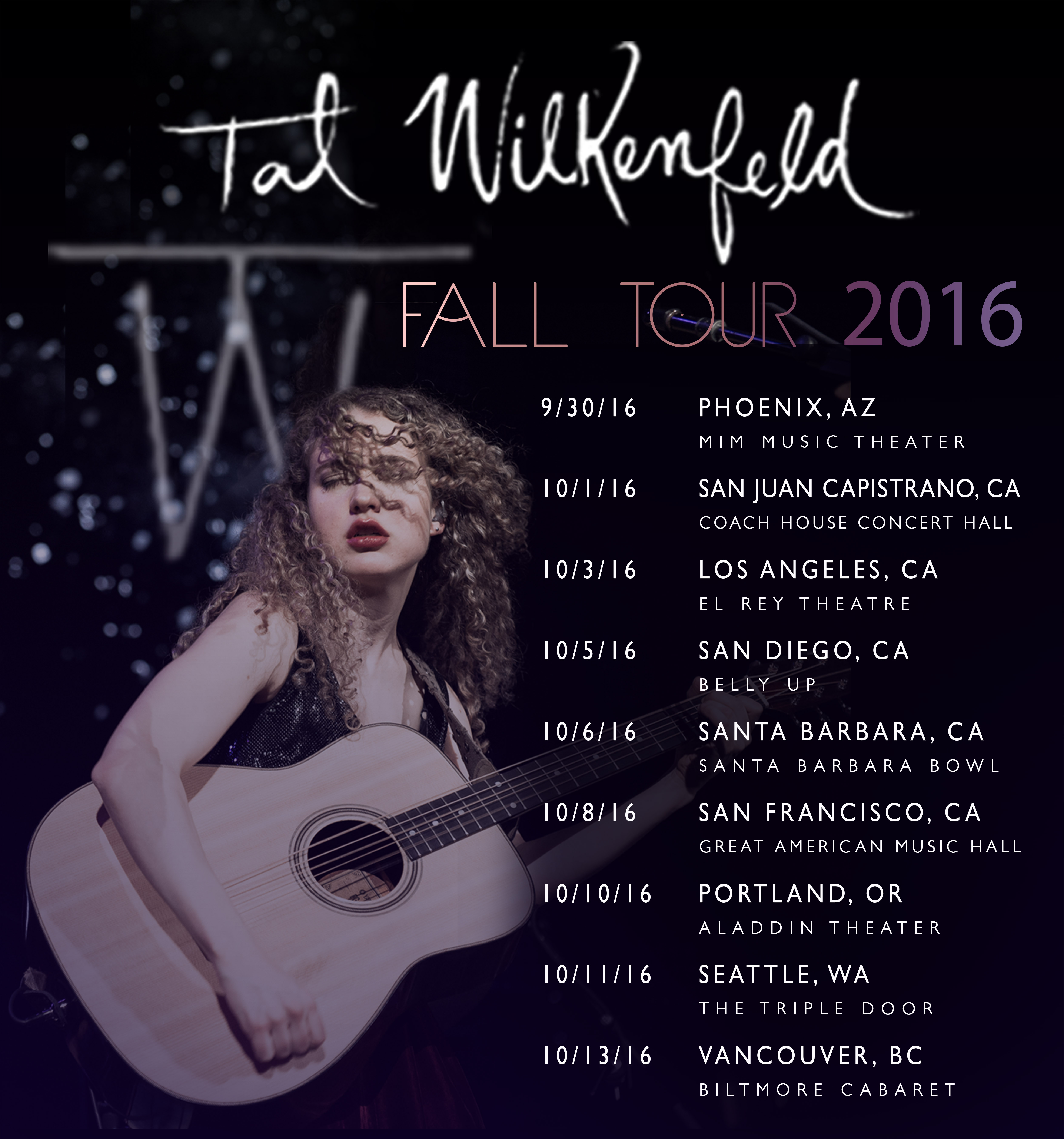 image Tal Wilkenfeld Announces Fall Headlining Tour