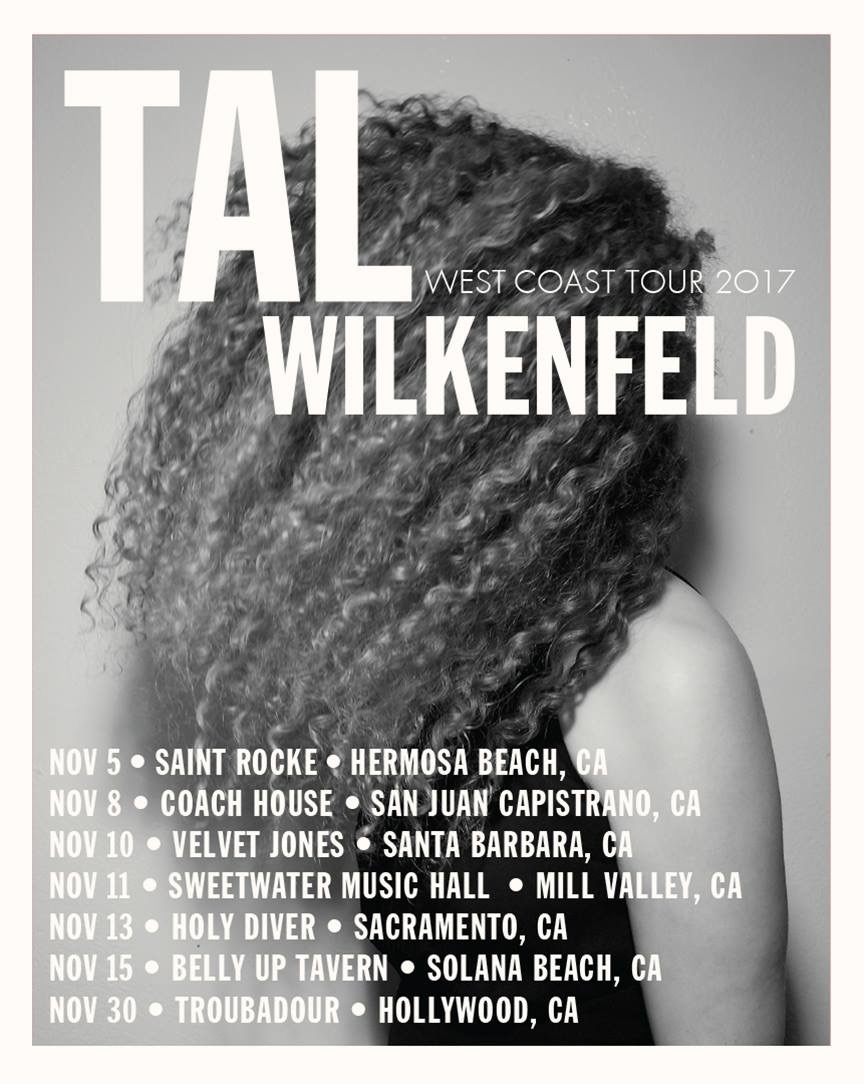 image Tal Wilkenfeld Announces Fall 2017 West Coast Tour